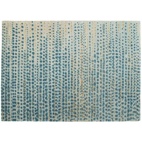Tapis BRUME de Toulemonde Bochart, 250 x 350, Gris bleu