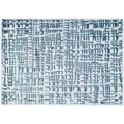 Tapis GIVRE de Toulemonde Bochart, 170x240, silver