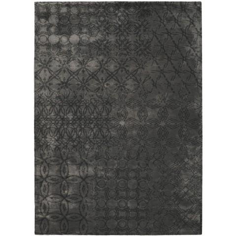 Tapis MELO de Toulemonde Bochart, 170 x 240, Poivre