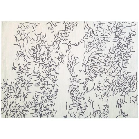 Tapis NATURE de Toulemonde Bochart, 170x240, Négatif