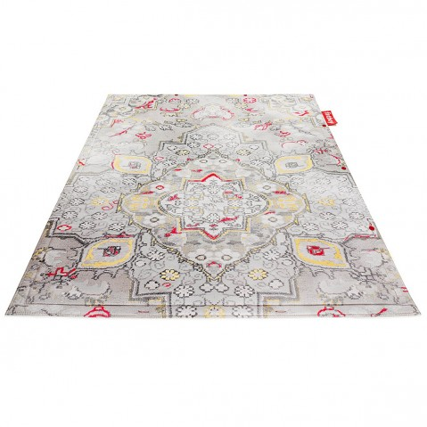 Tapis NON-FLYING CARPET de Fatboy-Jaune - Big Persian