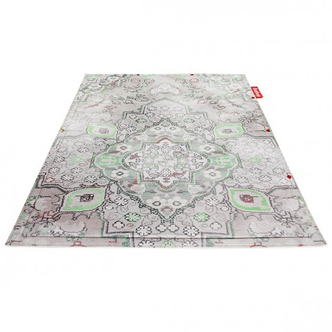 Tapis NON-FLYING CARPET de Fatboy-Vert lime - Big Persian