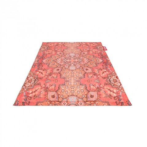 Tapis NON-FLYING CARPET de Fatboy, Chili