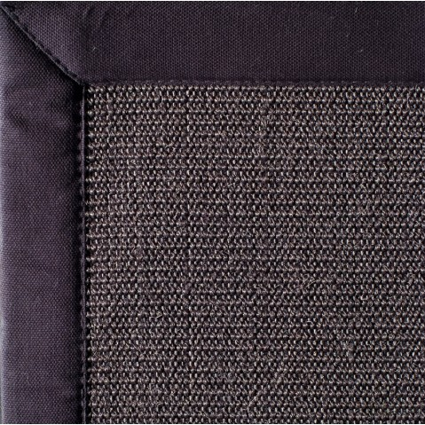 Tapis SIMPLY de Toulemonde Bochart, 140 x 200-anthracite/noir
