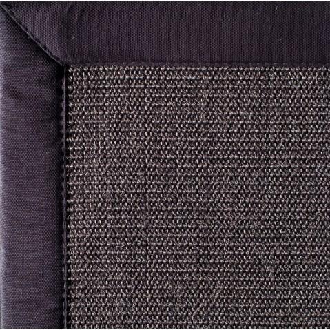 Tapis SIMPLY de Toulemonde Bochart, 200 x 290-anthracite/noir
