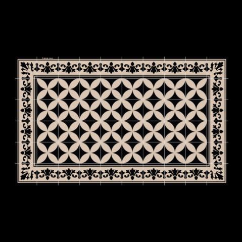 tapis sofi so1 de beija flor 6 tailles. Black Bedroom Furniture Sets. Home Design Ideas