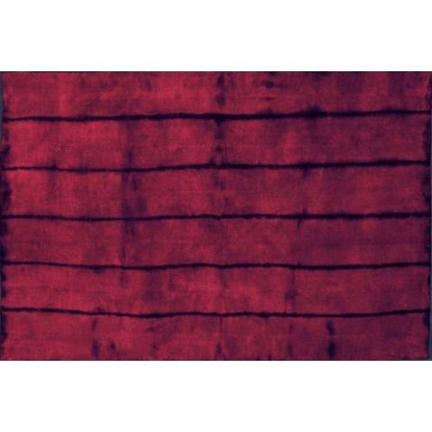Tapis Toulemonde Bochart MILES 250 x 350 rouge