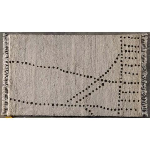 Tapis Toulemonde Bochart RIFF 180 x 270 naturel