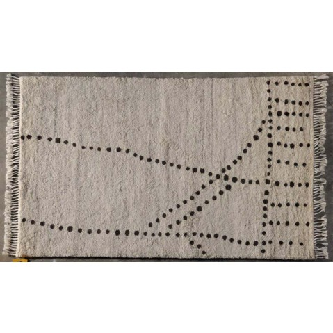 Tapis Toulemonde Bochart RIFF 250 x 350 naturel
