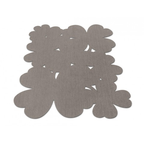 Tapis TREFLE 100 x 150 de Fermob, 2 coloris