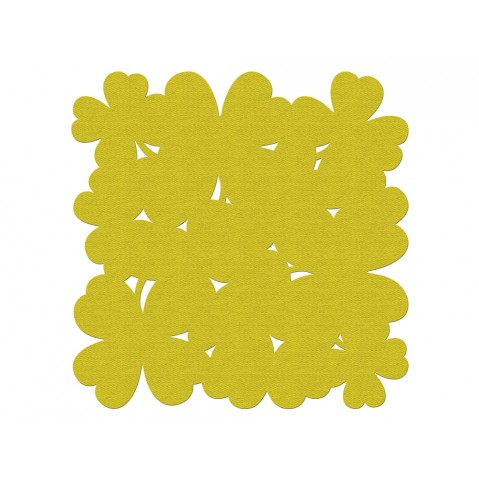 Tapis TREFLE 200 x 200 de Fermob, Verveine