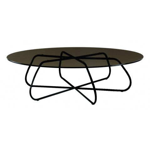 Table basse NASSAU GLASS de PH Collection, 3 tailles