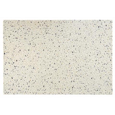 finest tapis terrazzo de toulemonde bochart x ciment with ciment factory tapis. Black Bedroom Furniture Sets. Home Design Ideas