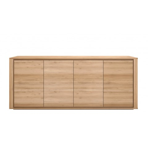 Buffet OAK SHADOW d'Ethnicraft
