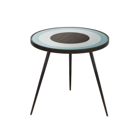 Table d'appoint Sage Bullseye de Notre Monde, Small