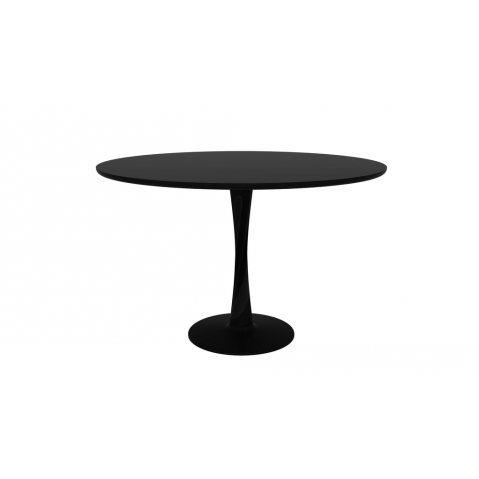 Table ronde torsion d 39 ethnicraft 3 tailles - Taille table ronde 8 personnes mariage ...