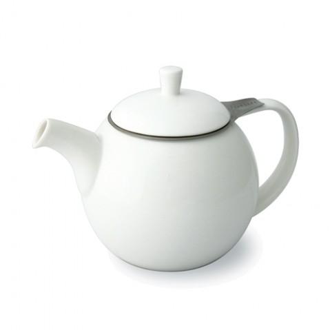 Théière CURVE 1,33 litre blanc