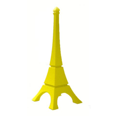 Tour Eiffel Qui est Paul Jaune