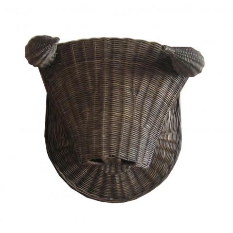Trophée TORO TORO brun 80 cm