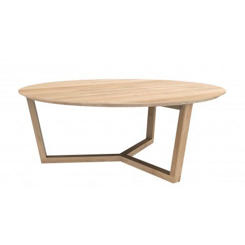 Coffee table TRIPOD d'Ethnicraft en chêne