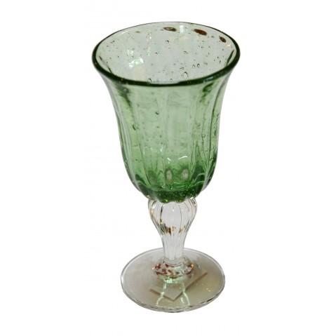 Verre à eau PROVENCE vert