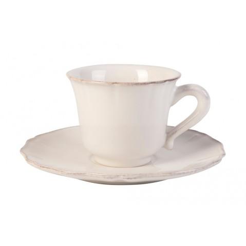 Verre Magoline Tasses à café et sous-tasses de Flamant