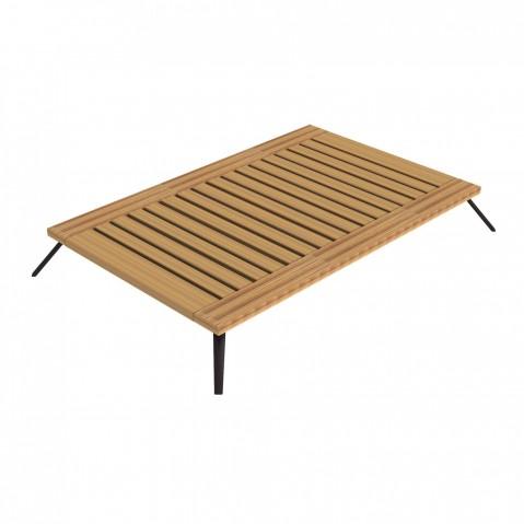Table basse rectangulaire WELCOME de Unopiu'