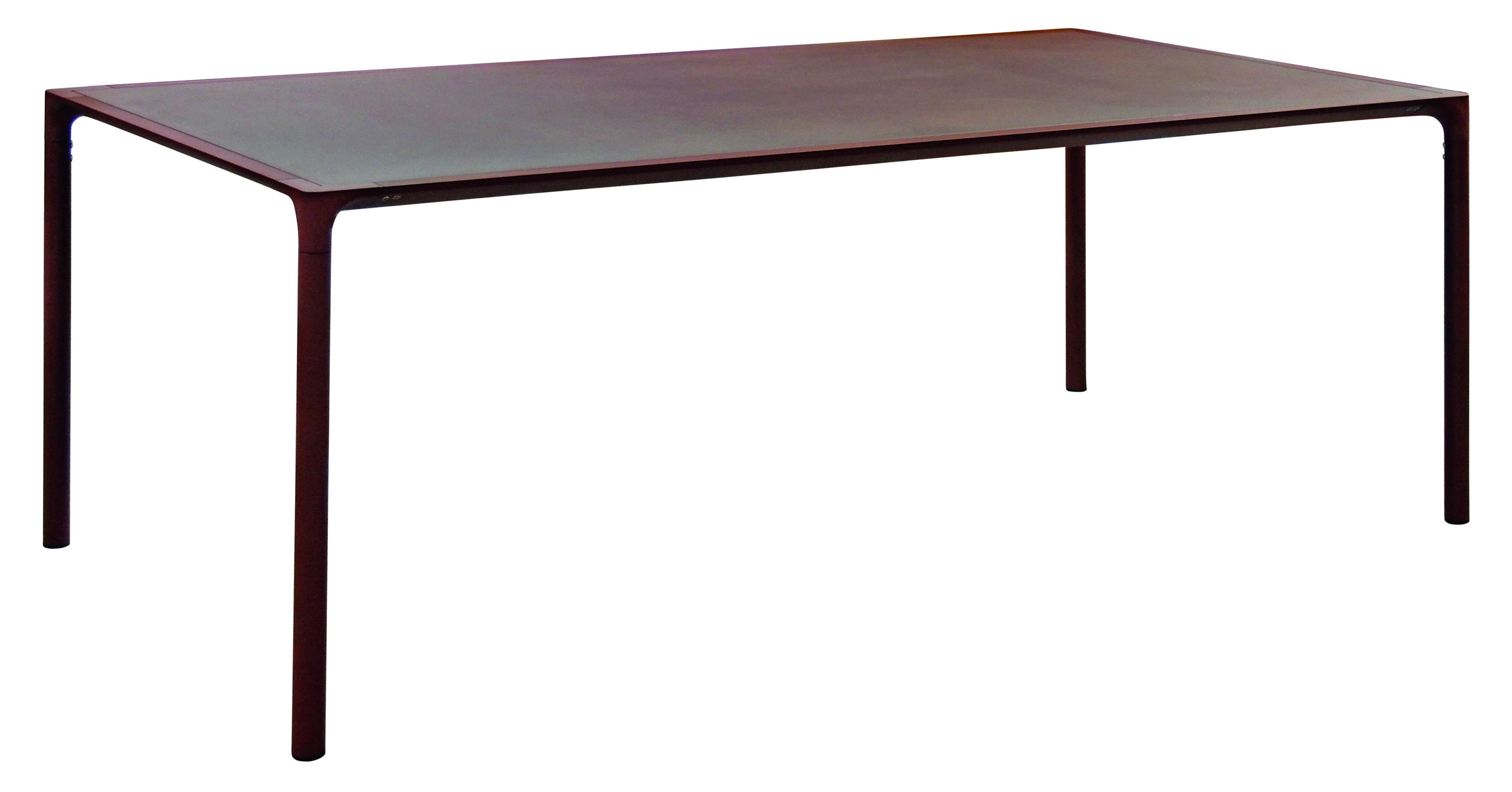 table rectangulaire terramare de emu. Black Bedroom Furniture Sets. Home Design Ideas