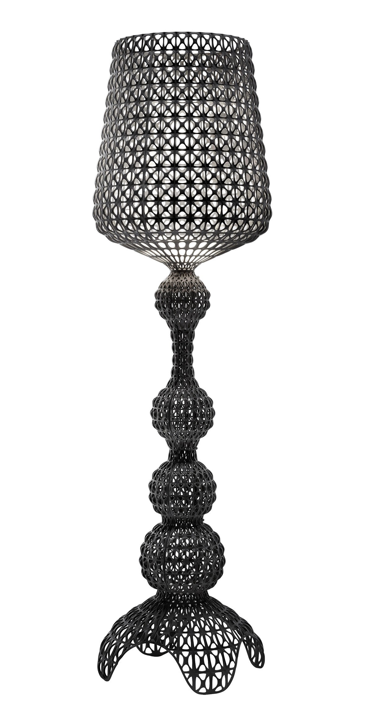 lampadaire kabuki de kartell 5 coloris. Black Bedroom Furniture Sets. Home Design Ideas