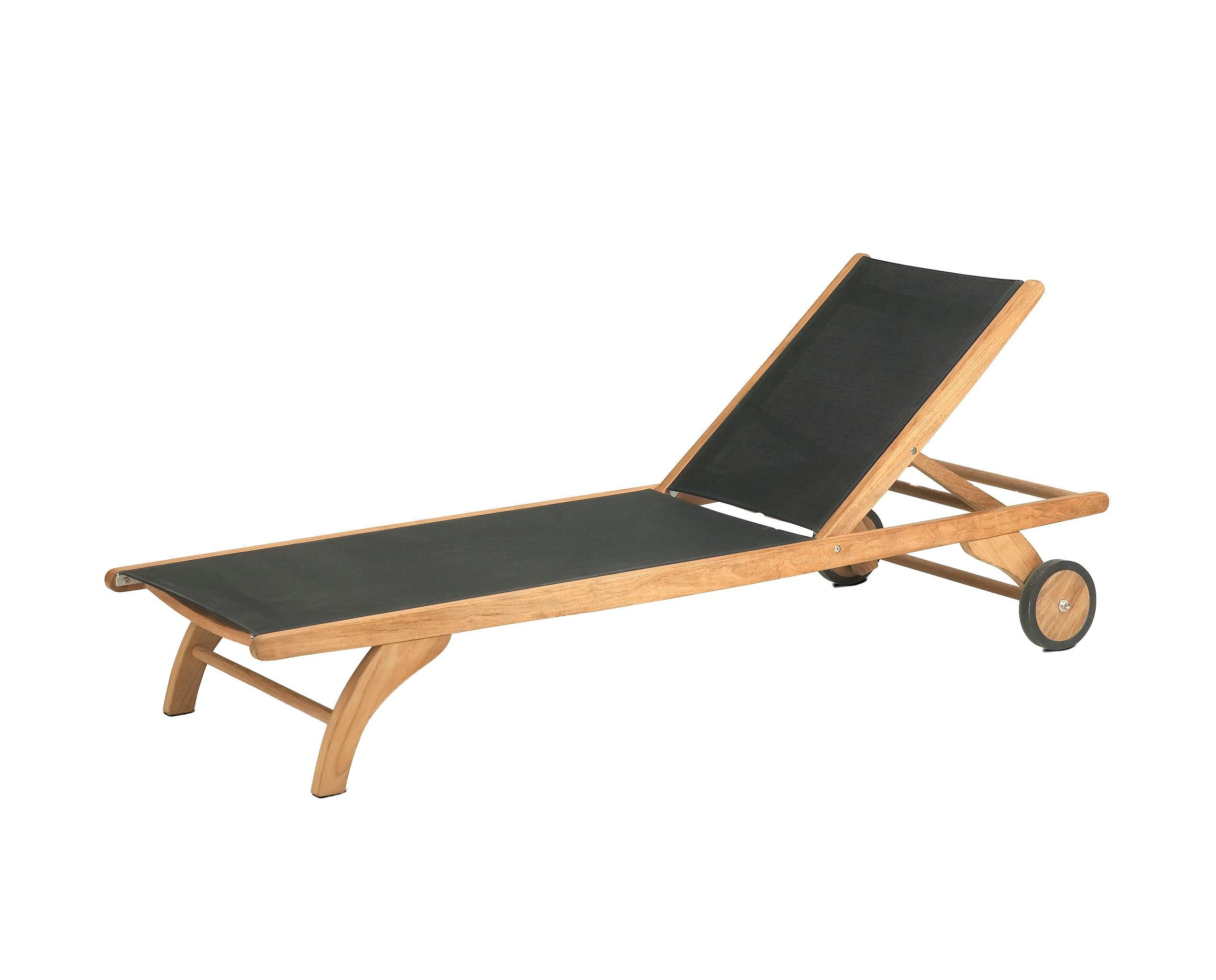 bain de soleil columbus de skagerak noir. Black Bedroom Furniture Sets. Home Design Ideas