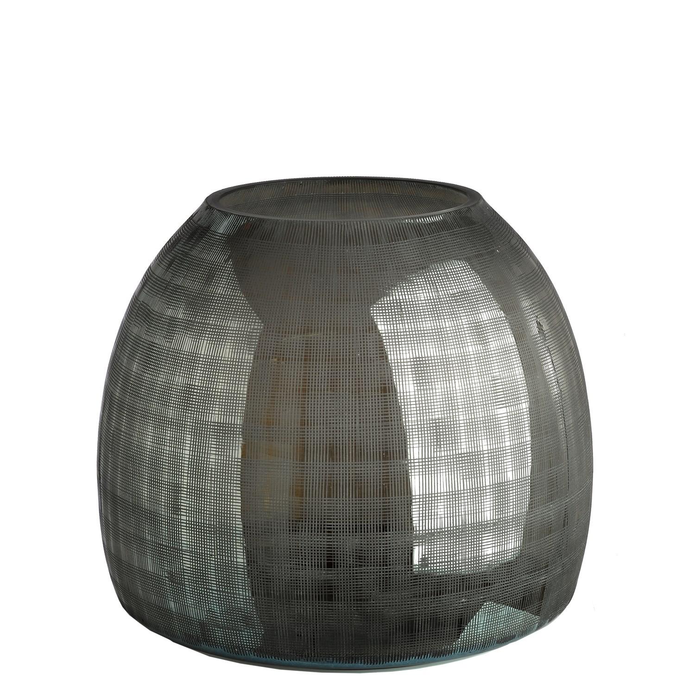 vase en verre iris polka de pols potten. Black Bedroom Furniture Sets. Home Design Ideas