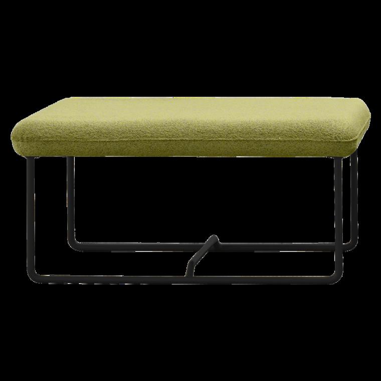 Pouf ultrasofa de fermob 6 coloris - Table de jardin plastique vert saint paul ...