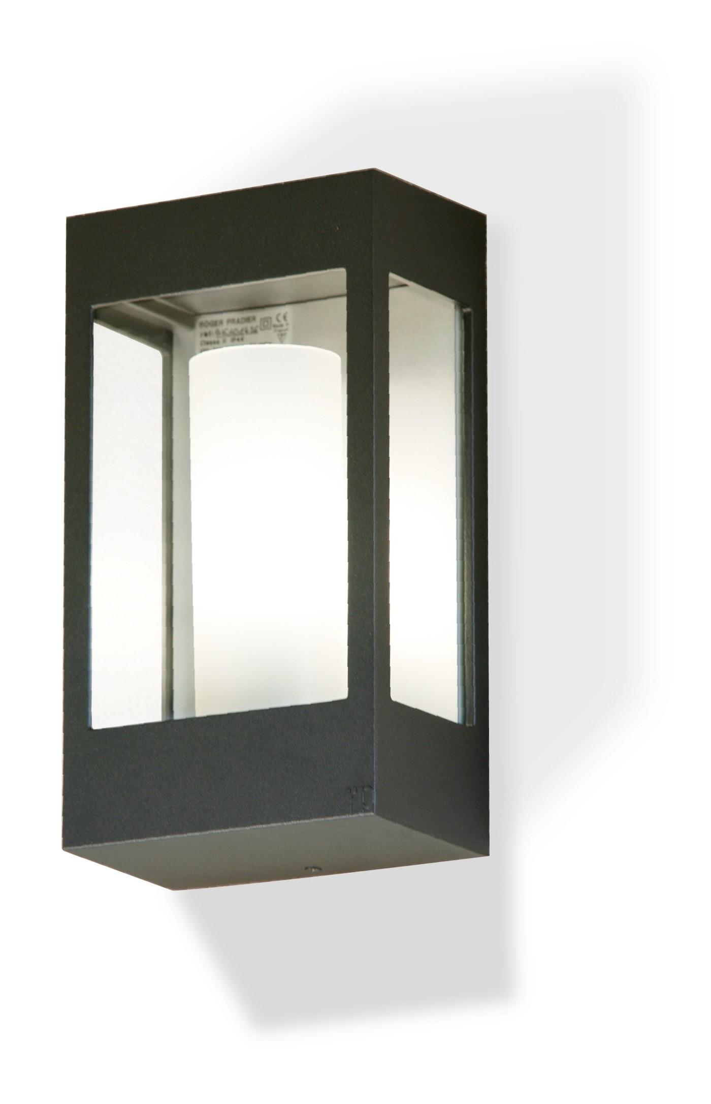 applique brick de roger pradier gris anthracite. Black Bedroom Furniture Sets. Home Design Ideas