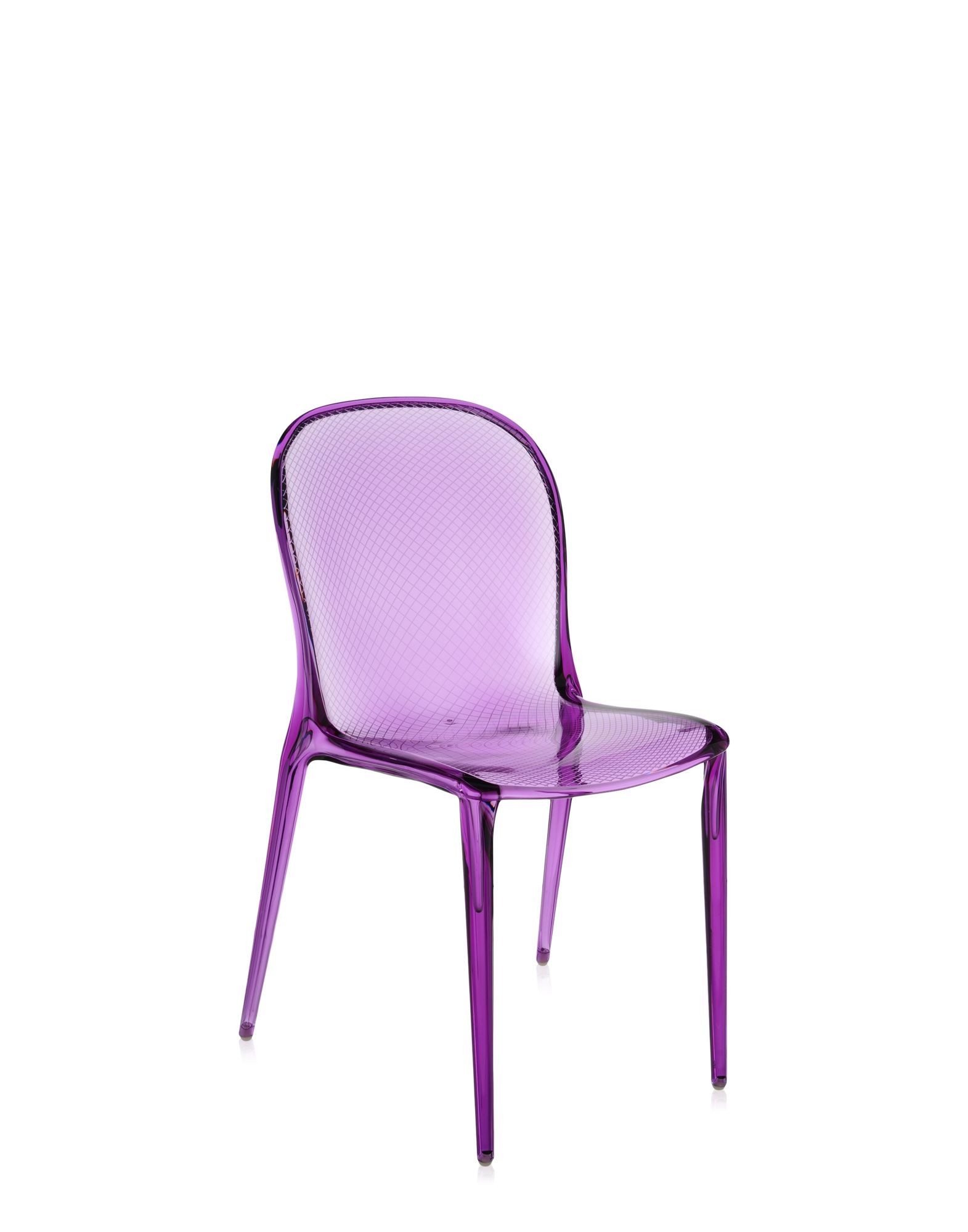 Chaise THALYA de Kartell, 4 coloris