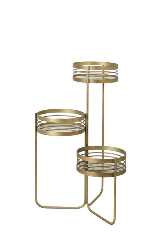 support pour pot de fleur phyllis planter de notre monde. Black Bedroom Furniture Sets. Home Design Ideas