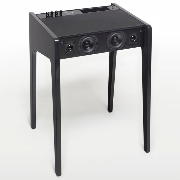dock ld120 de la bo te concept pour ordinateur portable noir. Black Bedroom Furniture Sets. Home Design Ideas