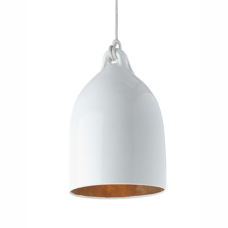 suspension bufferlamp de pols potten 2 coloris. Black Bedroom Furniture Sets. Home Design Ideas