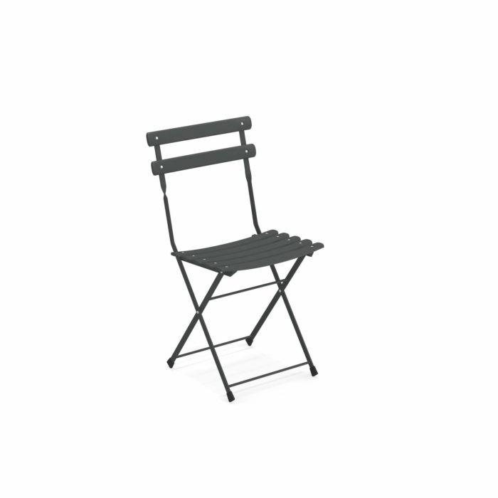 Chaise ARC EN CIEL de Emu, Fer ancien