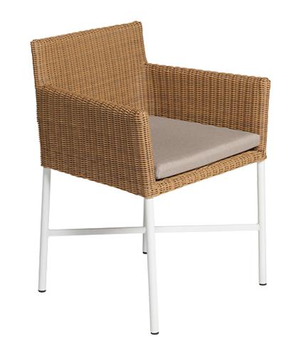 fauteuil de table hardy de triconfort. Black Bedroom Furniture Sets. Home Design Ideas