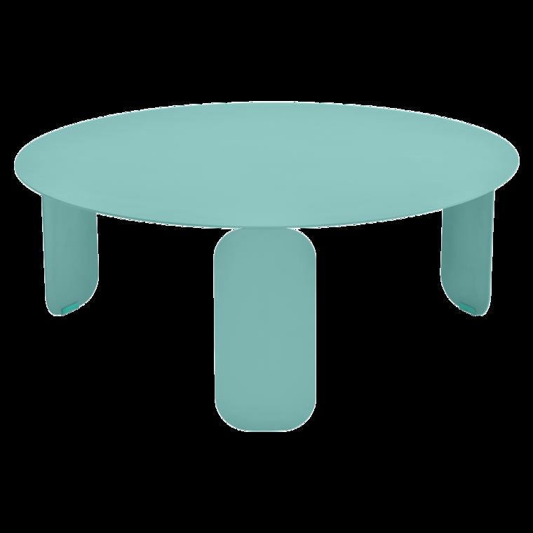Lagune De Bebop Table FermobD80Bleu Basse g7IbyvYf6
