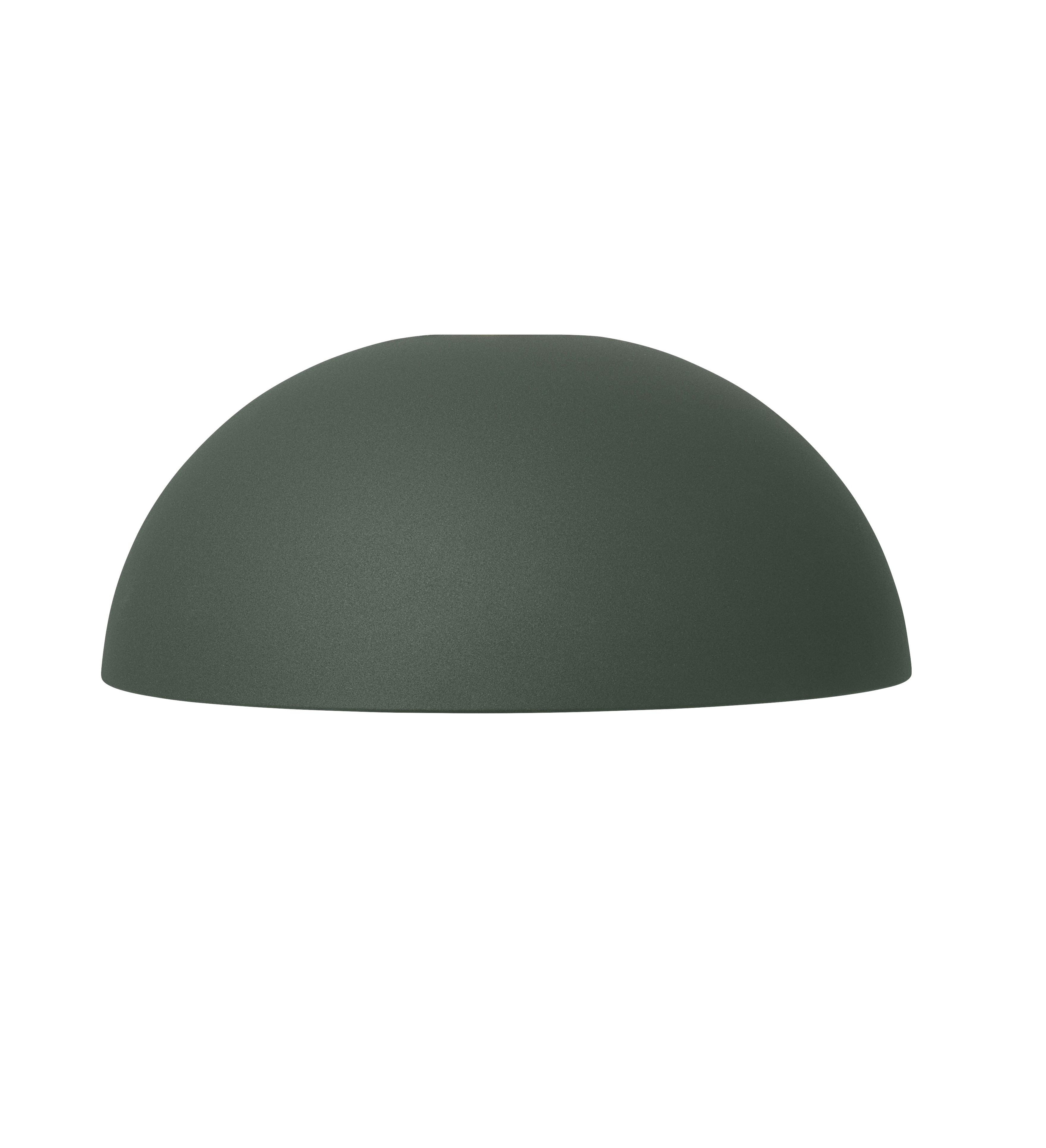 abat jour dome collect collection de ferm living dark green. Black Bedroom Furniture Sets. Home Design Ideas