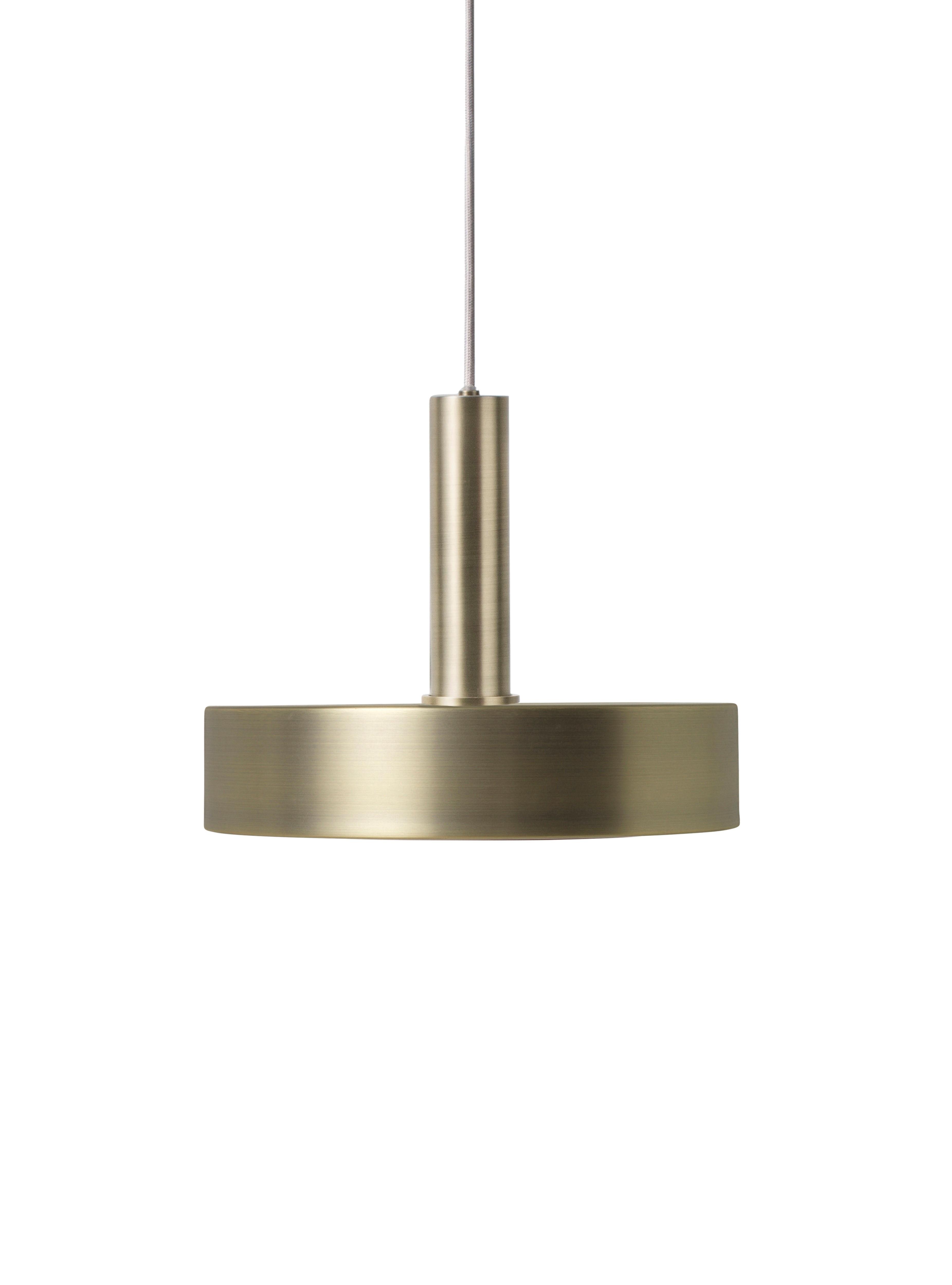 suspension collect 3 de ferm living socket high laiton laiton. Black Bedroom Furniture Sets. Home Design Ideas