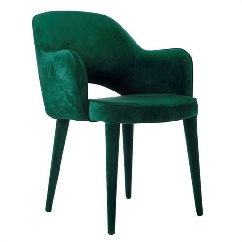 fauteuil cosy de pols potten vert. Black Bedroom Furniture Sets. Home Design Ideas