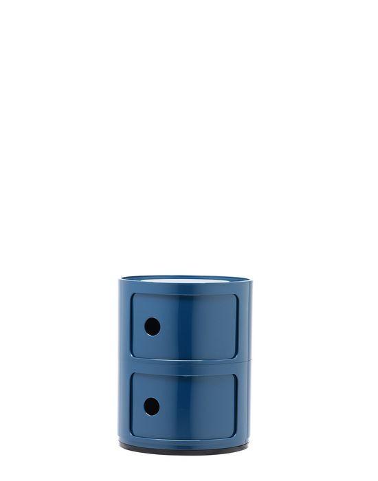 Meuble De Rangement Componibili De Kartell Petit Modele 10 Coloris