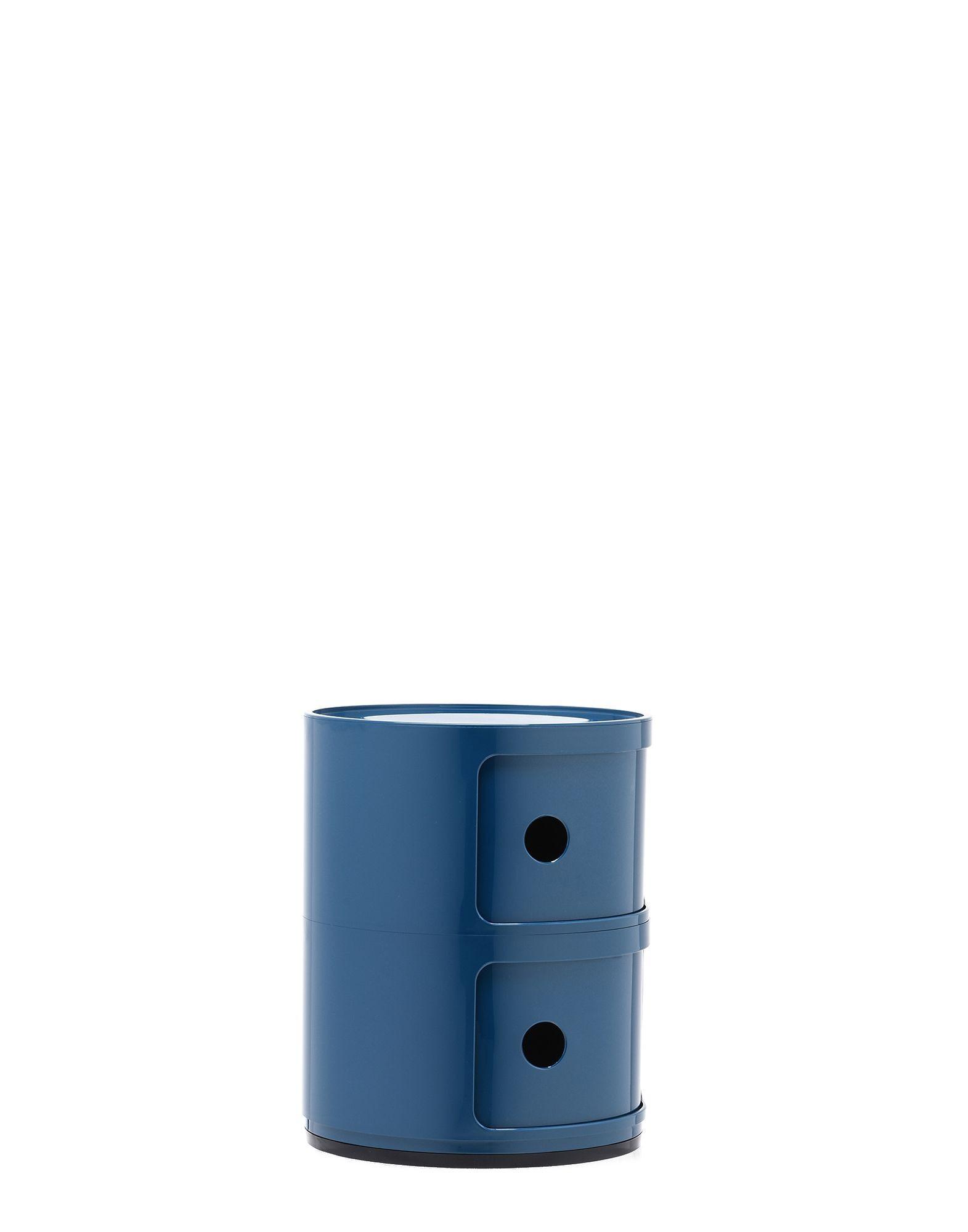 Table De Chevet Componibili meuble de rangement componibili de kartell, petit modèle, 10 coloris