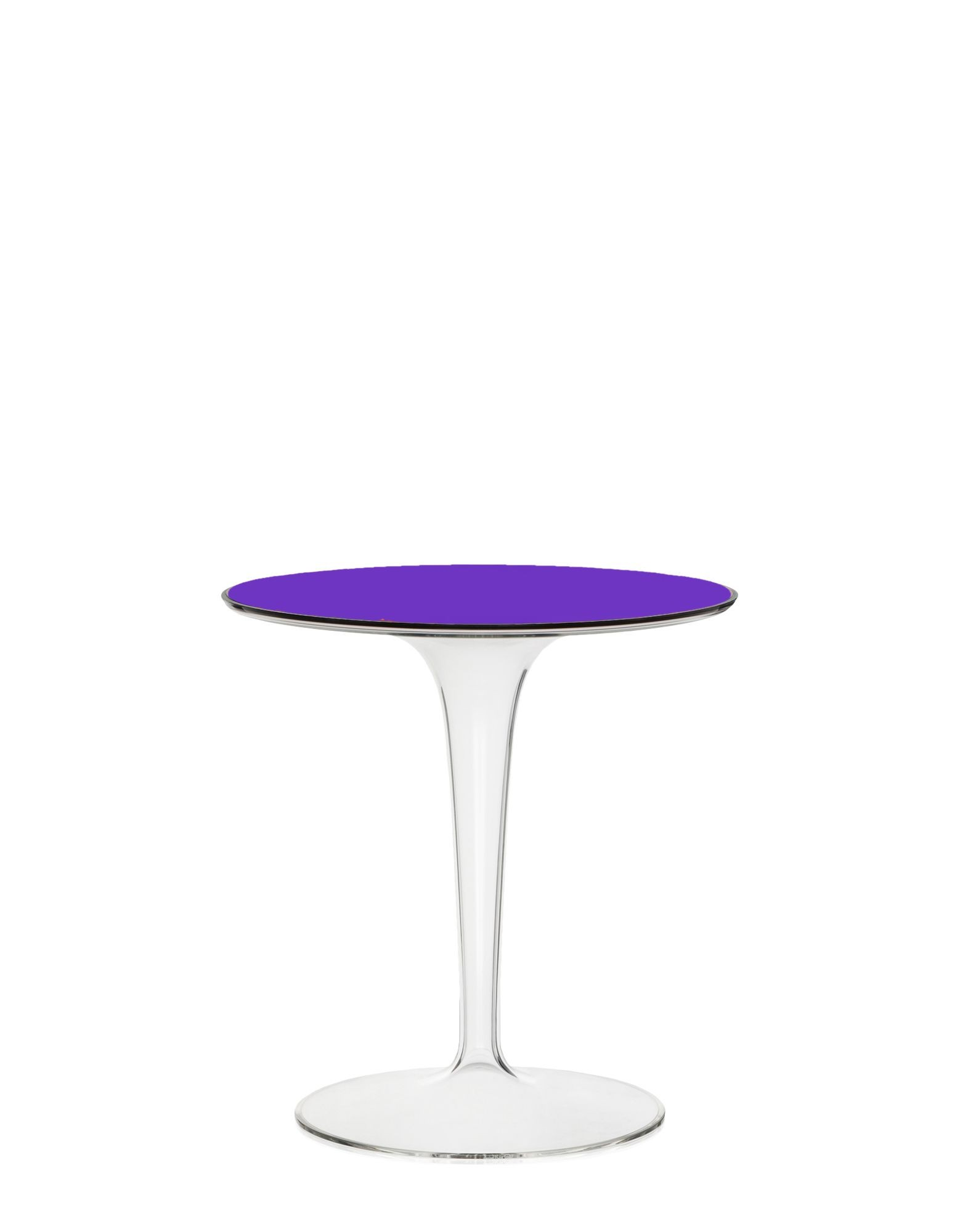Table Ronde Kartell10 Top De Coloris Tip PuOkXTZi