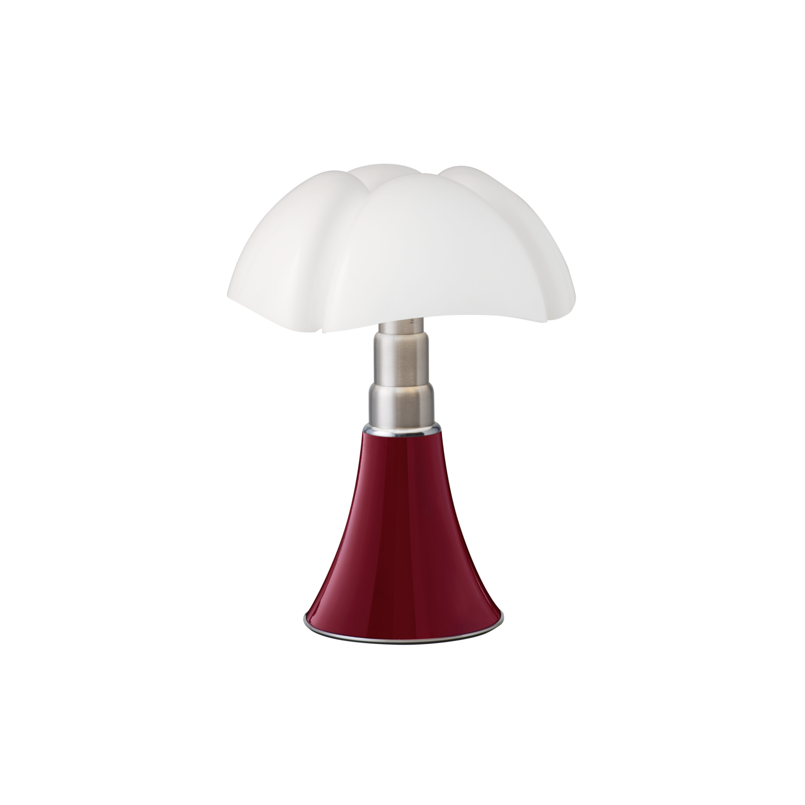 lampe poser mini pipistrello de martinelli luce rouge. Black Bedroom Furniture Sets. Home Design Ideas