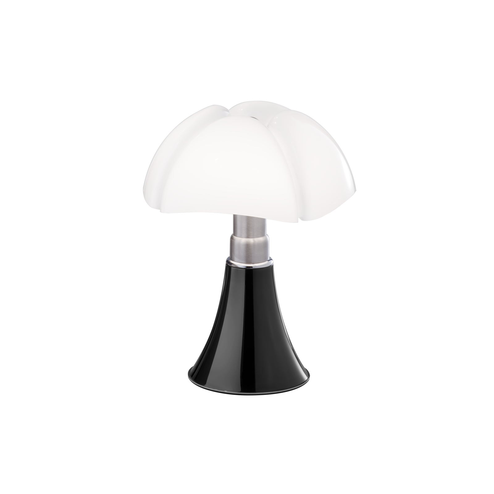lampe poser mini pipistrello led tactile dimmable de. Black Bedroom Furniture Sets. Home Design Ideas