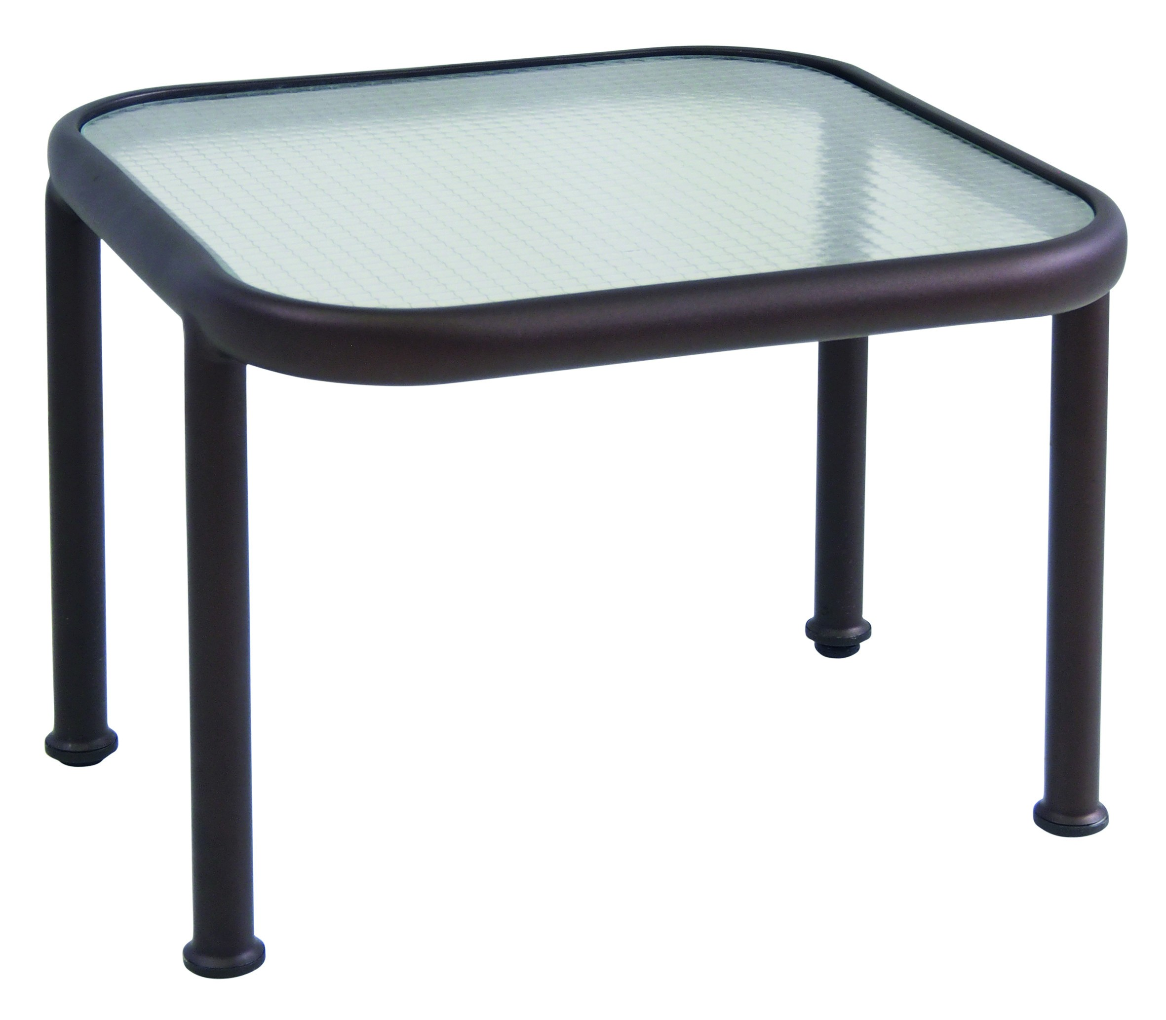 Table Basse En Verre Carree Dock De Emu