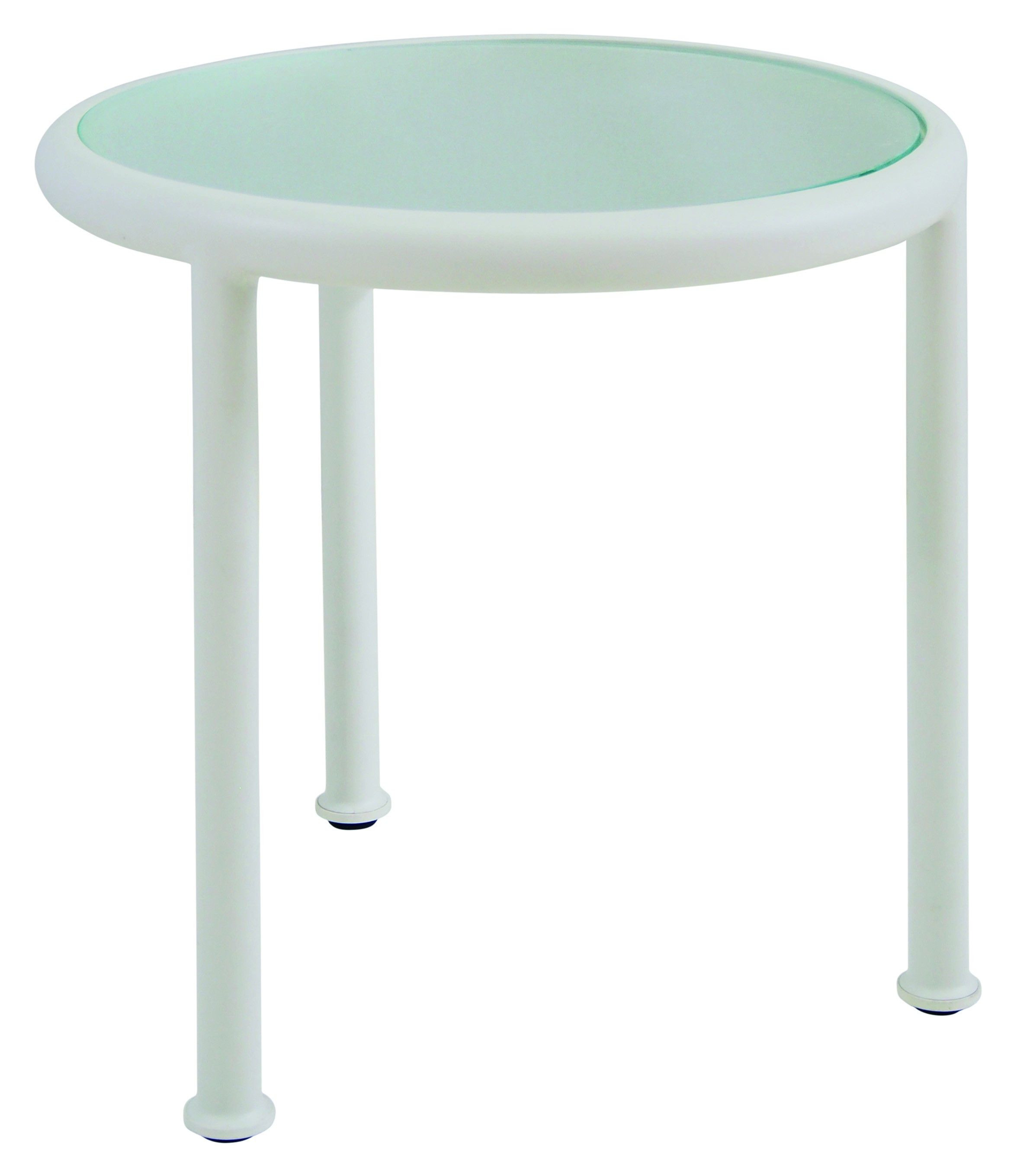 Table basse ronde dock 48 de emu 2 coloris for 2 table basse ronde